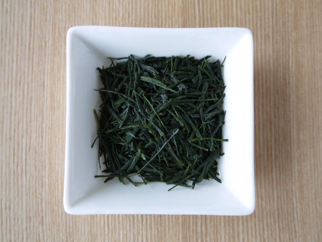 種子島新茶 茶葉